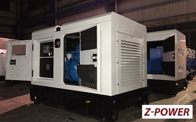 Аренда генератора Z-POWER ZP165P, прокат